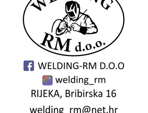 Welding RM d.o.o.