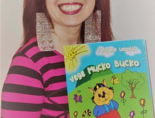 "On-line promocija slikovnice ""Vege Mucko Bucko"""