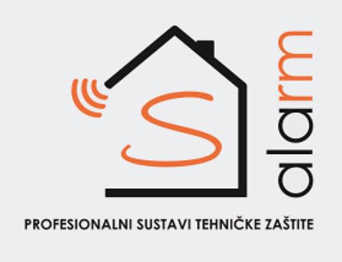 S alarm, profesionalni sustavi tehničke zaštite