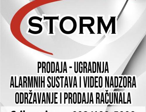 Storm – obrt za uslužne djelatnosti